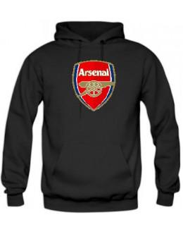Mikina Arsenal Londýn - čierna