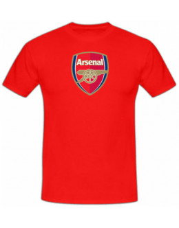 Tričko Arsenal Londýn - červené