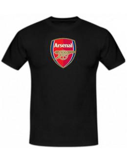 Tričko Arsenal Londýn - čierne