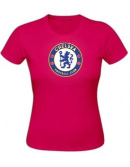 Dámske tričko Chelsea Londýn - sorbet