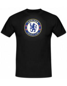 Tričko Chelsea Londýn - čierne