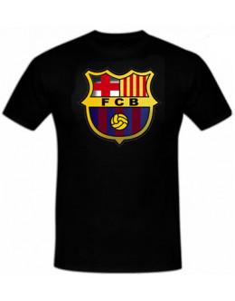 Tričko Fc Barcelona - čierne