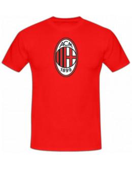 Tričko AC Miláno - červené