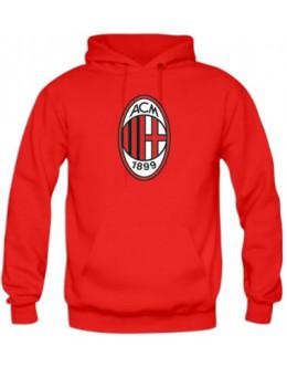 Mikina AC Miláno - červená