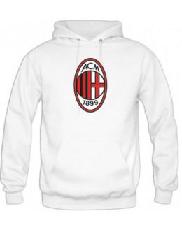 Mikina AC Miláno - biela