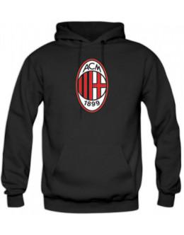 Mikina AC Miláno - čierna