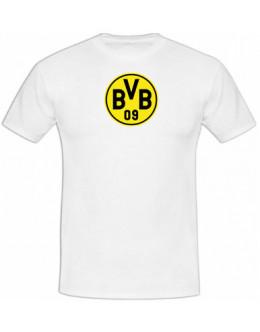 Tričko Borussia Dortmund - biele