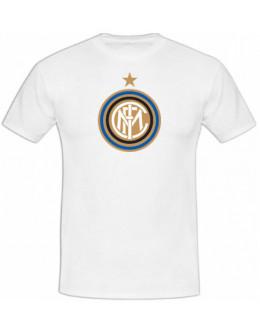Tričko Inter Miláno - biele