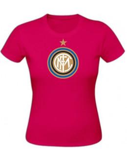 Dámske tričko Inter Miláno - sorbet