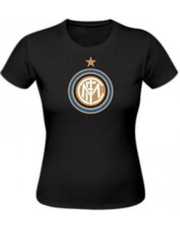 Dámske tričko Inter Miláno - čierne