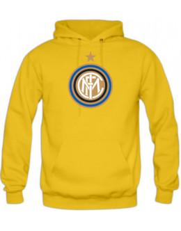 Mikina Inter Miláno - žlta