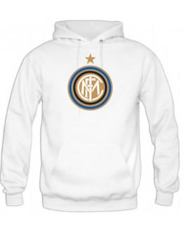 Mikina Inter Miláno - biela