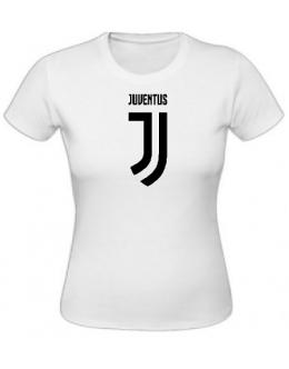 Dámske tričko Juventus Turín - biele NL