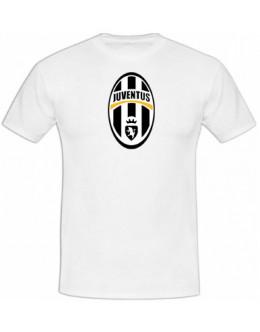 Tričko Juventus Turín - biele