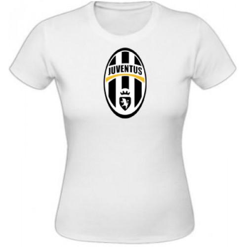 ff1bdad364ac Dámske tričko Juventus Turín - biele