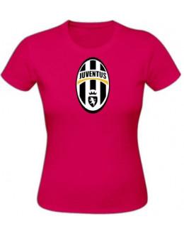 Dámske tričko Juventus Turín - sorbet