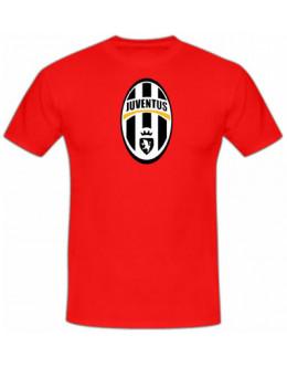 Tričko Juventus Turín - červené