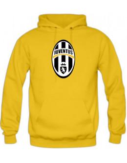 Mikina Juventus Turín - žlta