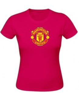 Dámske tričko Manchester United - sorbet