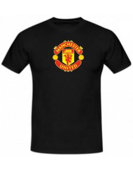 Tričko Manchester United - čierne