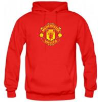 Mikina Manchester United - červená