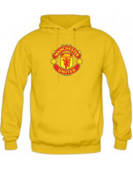 Mikina Manchester United - žlta