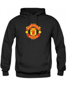 Mikina Manchester United - čierna