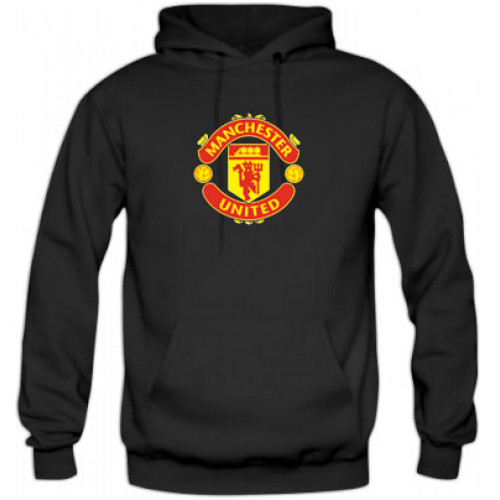 Mikina Manchester United - čierna f9cfd471810