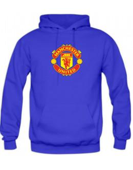 Mikina Manchester United - modra