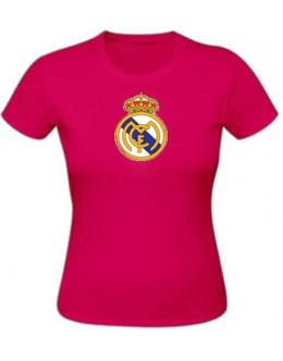 Dámske tričko Real Madrid - sorbet