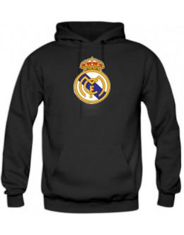 Mikina Real Madrid - čierna