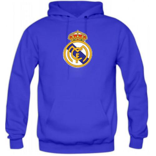 ed4218aea Mikina Real Madrid - modra