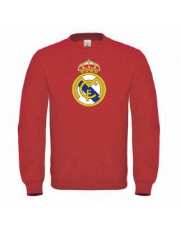 Mikina Real Madrid - červená