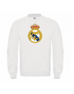 Mikina Real Madrid - biela