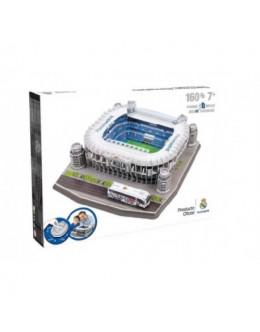 3D puzzle - Real Madrid - Santiago Bernabeu
